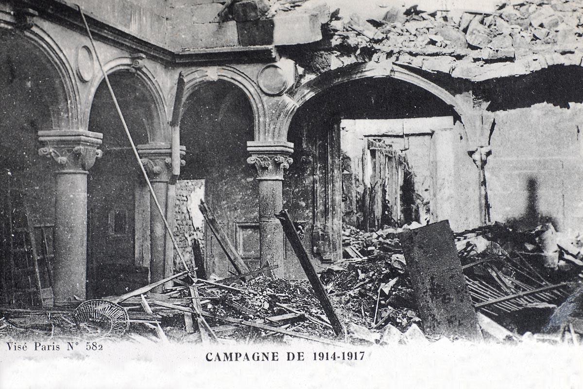 Histoire du Musée